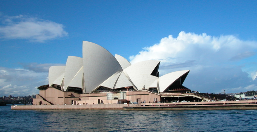 Sydney Opera House on the Harbour