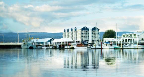 Peppers Seaport Hotel, Launceston, Tasmania.