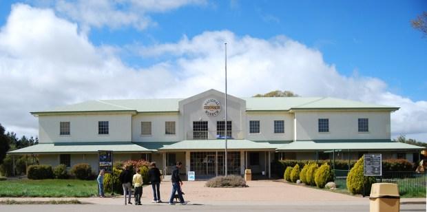 Gold Creek Village, the National Dinosaur Museum of Australia