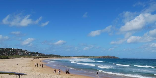 Beaches of the Sydney North Coast