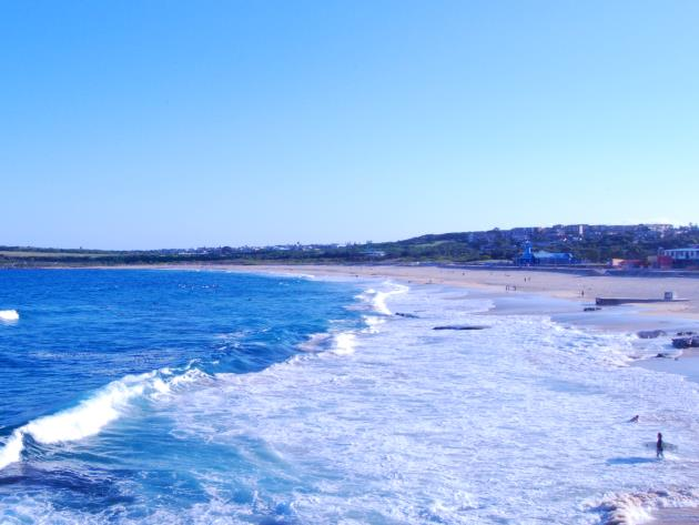 A Surf and Breakfast at Maroubra Beach?