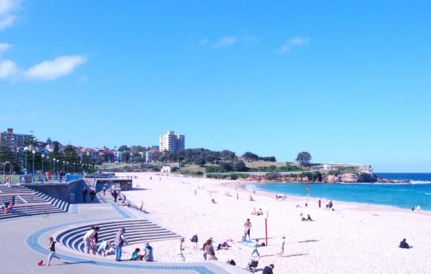 Coogee Beach East Sydney Australia