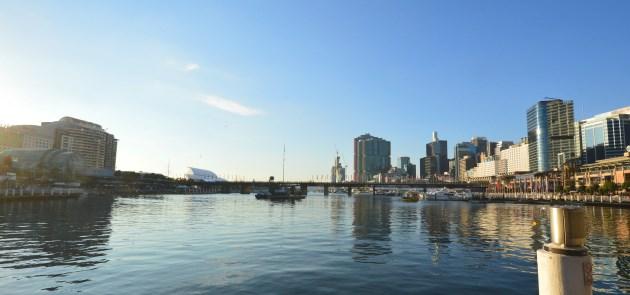 Darling Harbour has shopping, entertainment, bars, pubs, restaurants and attractions for the whole family