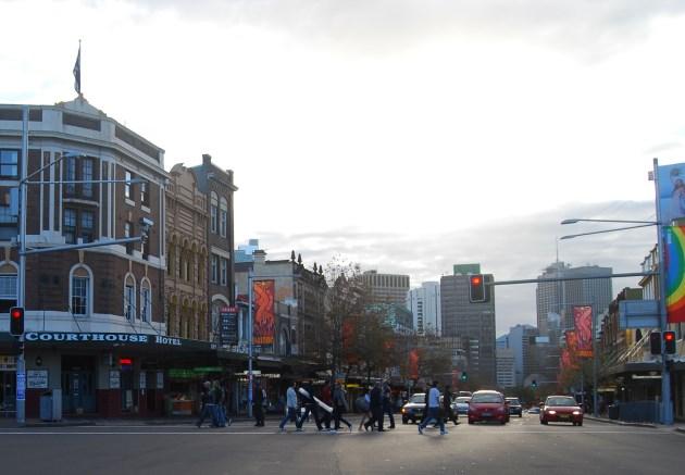 Oxford Street - Restaurants Sydney