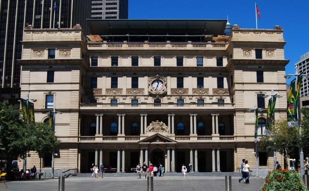 The Sydney Customs House at Circular Quay