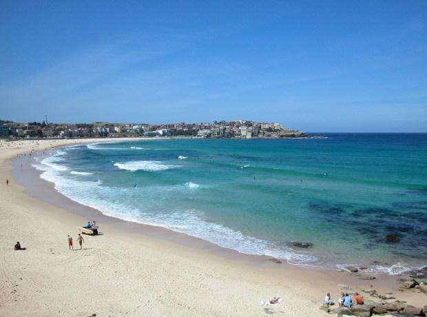For Sydney fun, sun and sand - Bondi Beach
