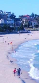 Stunning Beaches all along the Sydney Coast