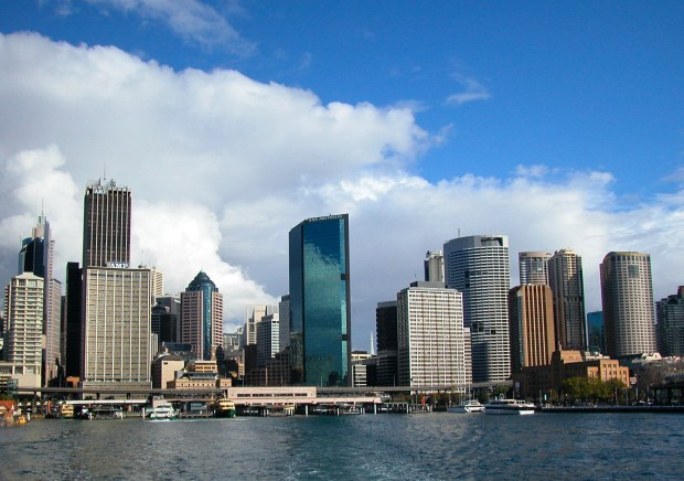 Live and work in Sydney