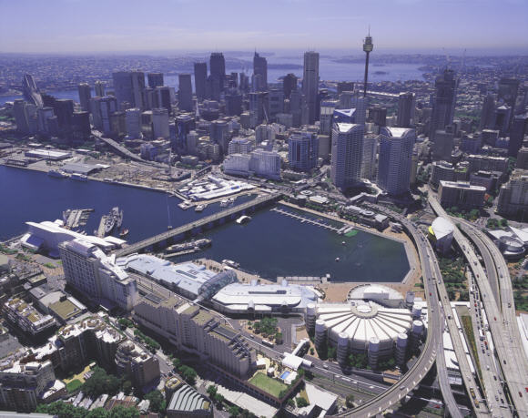 Lots of Things to See and Do at Darling Harbour
