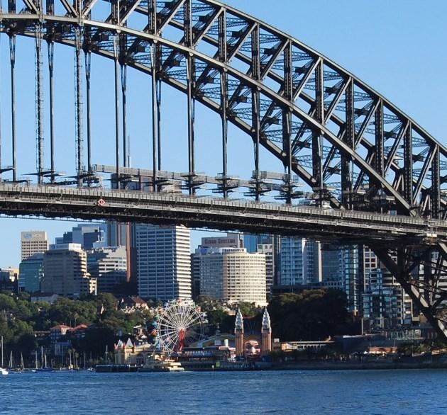 Theme Fun Parks in Sydney include Luna Park