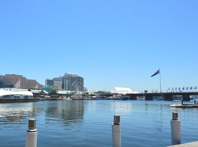 Darling Harbour Entertainment Precinct