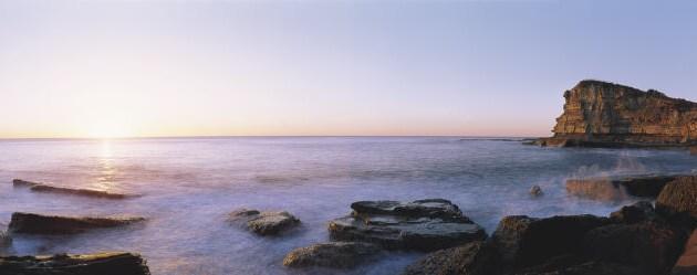 The Skillion on the Central coast