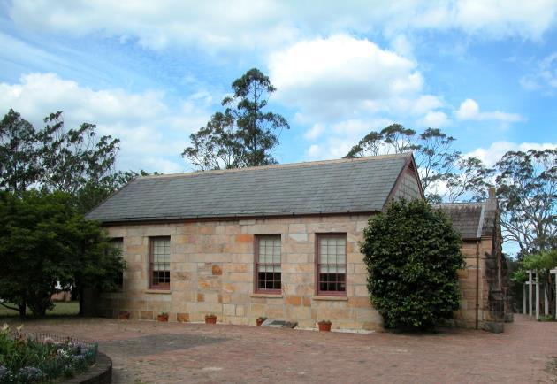Ebenezer's Uniting Church, Oldest functioning Church in Australia (1809)