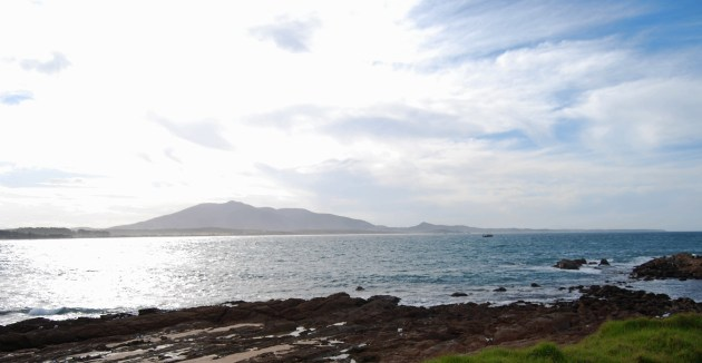 Mt Bermagui on the NSW South Coast