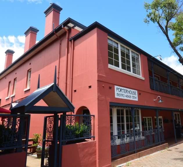 Moss Vale Hotel Porterhouse Bistro