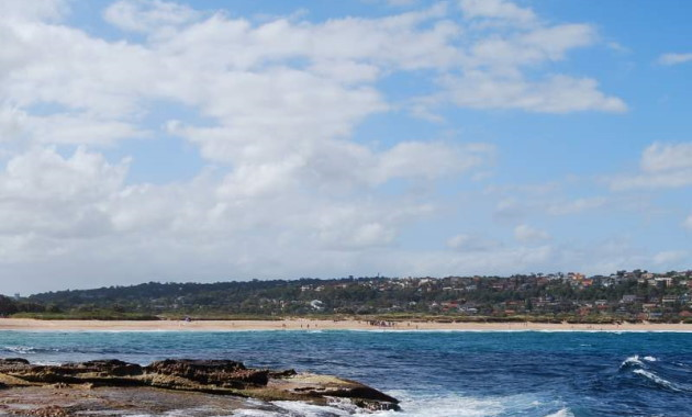 View of Dee Why Beach