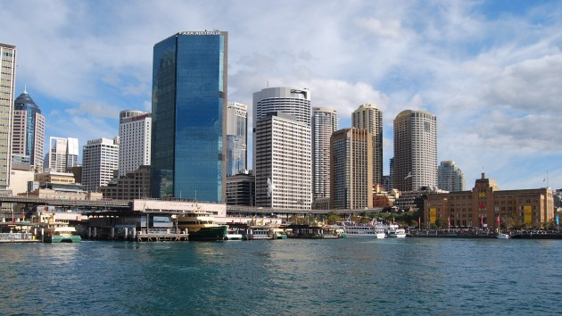 Circular Quay and The Rocks are popular places to Visit.