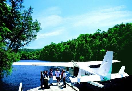 Seaplane exploration of the Gordon River