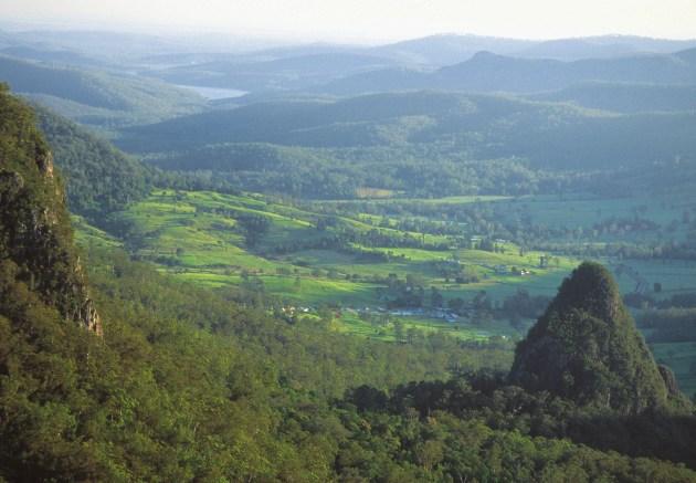 Numinbah Valley, Lamington National Park