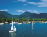 Sailing Cairns Harbour