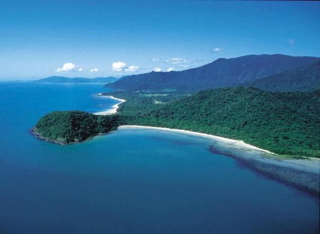 Far North of QLD Coast - Cape Tribulation