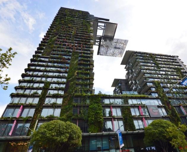Central Park Shopping on Broadway, Sydney