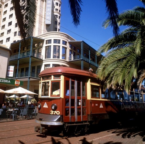 Historical Trams of Adelaide