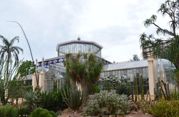 The Palm House, Adelaide Botanic Garden