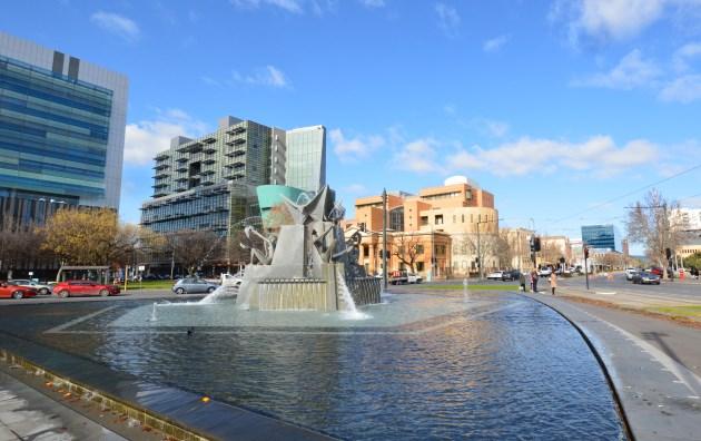 Adelaide Places to Visit: Victoria Square