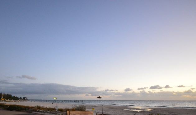 Adelaide Beaches: Glenelg at Sunset is a delightful Place to Visit