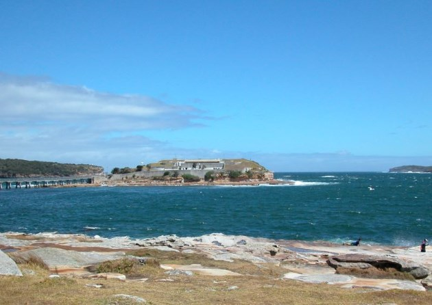 Botany Bay: Bare Island Fort at La Perouse