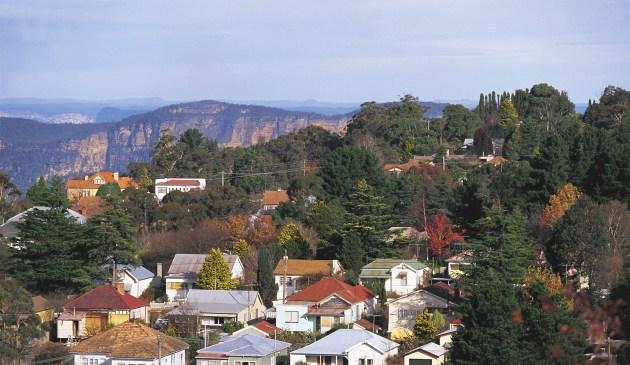 Katoomba - Blue Mountains NSW, West of Sydney