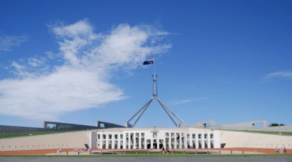 Australia's Capital - Canberra