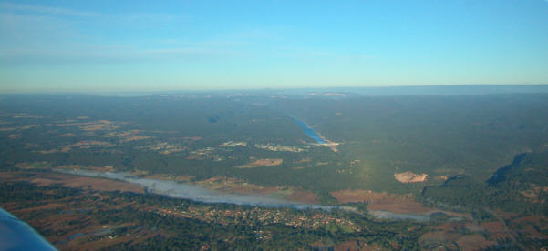 Blue Mountains Scenic Flight