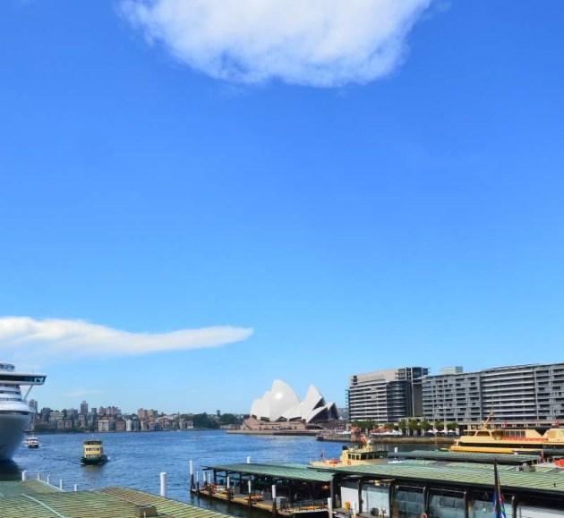 Sydney Ferries at Circular Quay