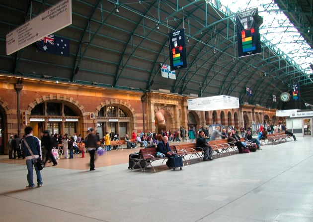 Central Station can get you to most places in Sydney and around NSW