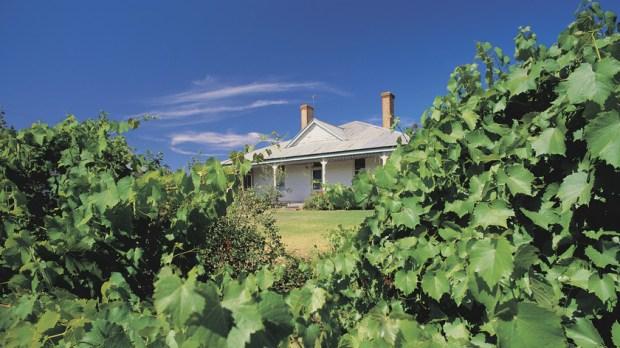 Gold Fields Winery, Goldfields Victoria