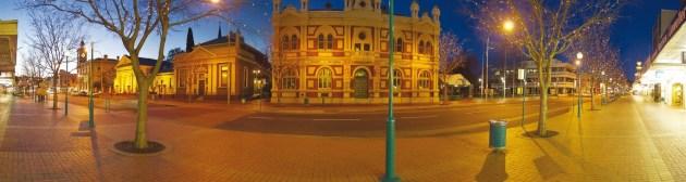 The Heritage Precinct, Albury Victoria