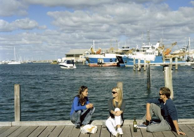Perth Cruises - Fremantle