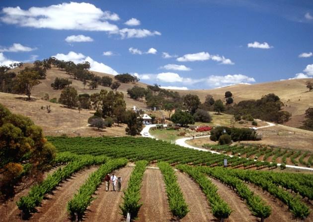 Bethany Winery, Barossa Valley South Australia